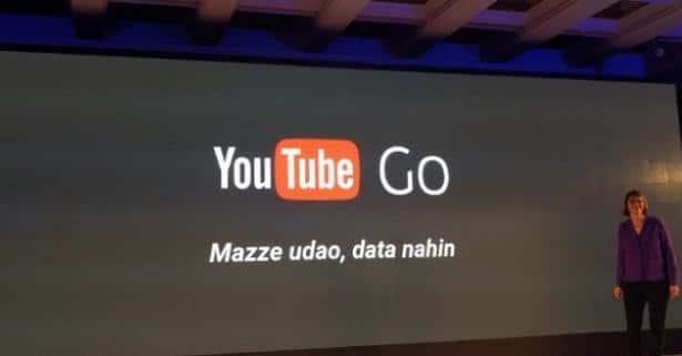 YouTube Go offline video