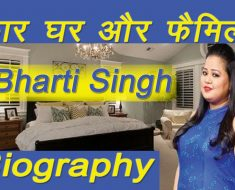 Bharti Singh Family Car and House