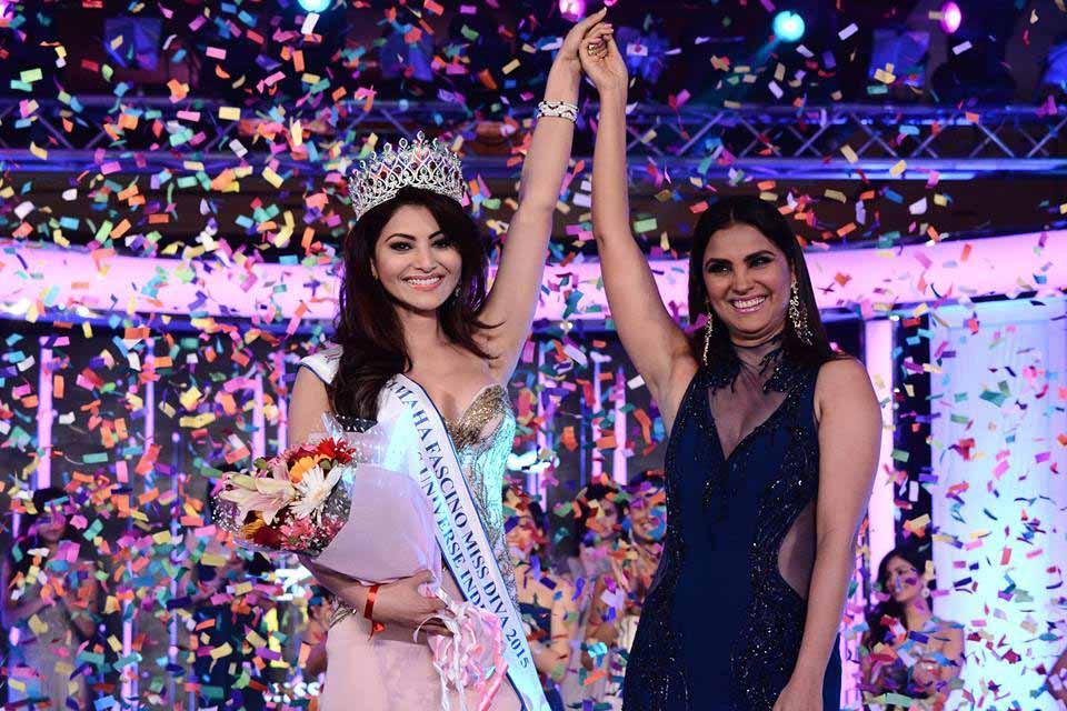 Urvashi Rautela- Miss Diva- 2015- bIography - in Hindi