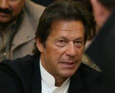 पाकिस्तान के प्रधानमंत्री इमरान खान की जीवनी
