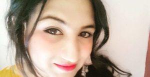 माहिका शर्मा विकी, जीवनी