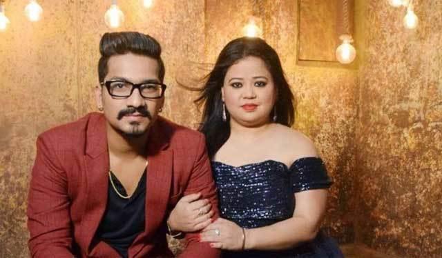 भारती सिंह और हर्ष लिम्बचिया- bigg-boss-12