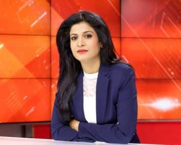 अंजना ओम कश्यप