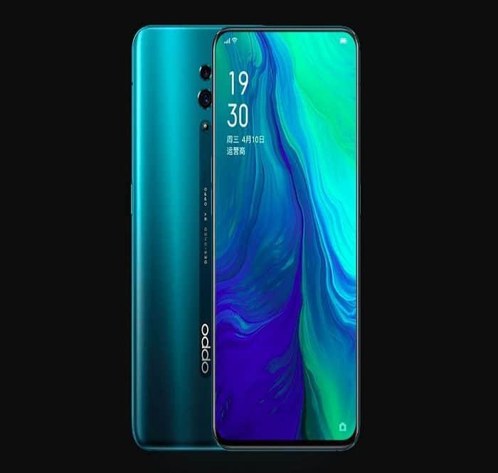 ओप्पो RENO 5G स्मार्टफोन
