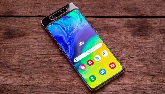 सैमसंग गैलेक्सी ए 80 बेस्ट कैमरा मोबाइल