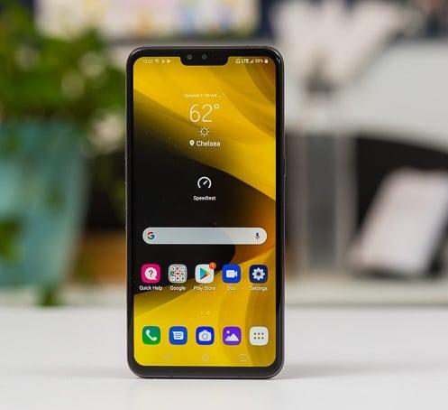 LG V50 THINQ5G मोबाइल फोन