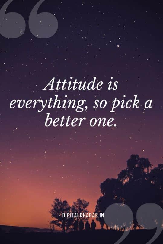 Attitude Shayari for Girls in English for Status