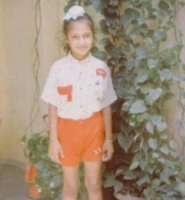 दिलजीत दोसांझ की बचपन की तस्वीर