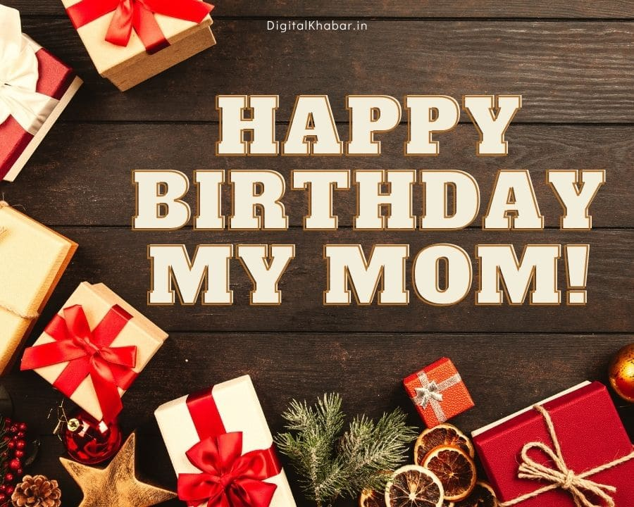 Birthday Wishes for Maa
