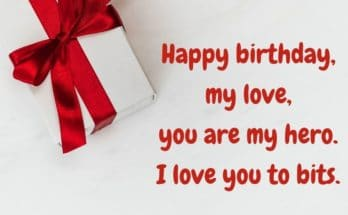 Birthday Quotes in Hindi for Lover