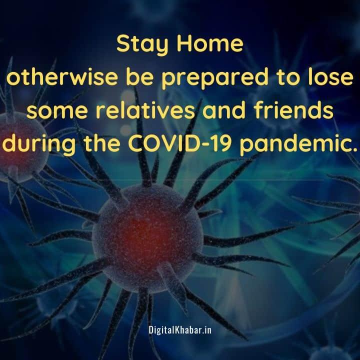 Quotes for Cotonavirus
