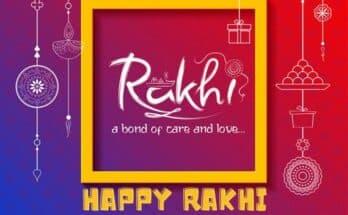 Rakhi Status for Brother