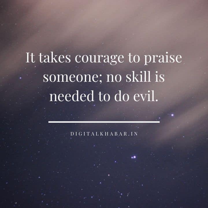 Courage Status