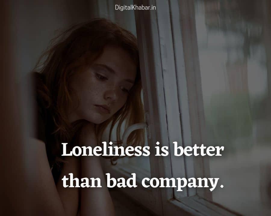 Loneliness Status