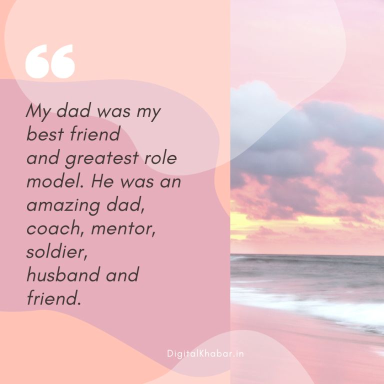 dad quotes with images