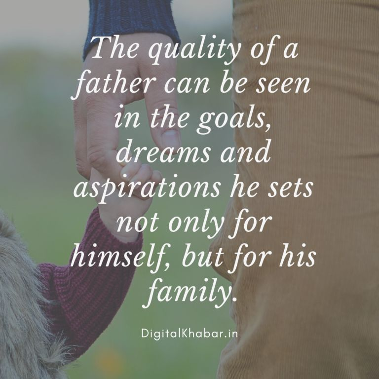love for dad quotes